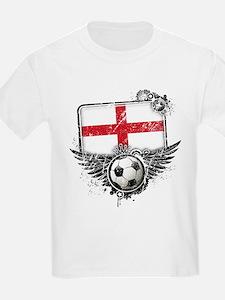 Soccer Fan England T-Shirt
