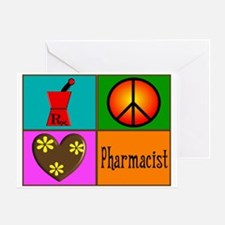 More Pharmacist Greeting Card