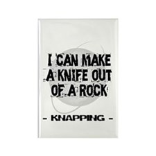 Knapping Rectangle Magnet