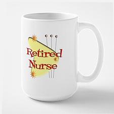 More Retirement Large Mug