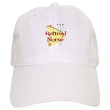 More Retirement Baseball Baseball Cap