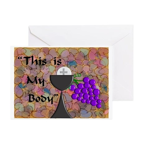 More First Communion Greeting Cards (Pk of 20)