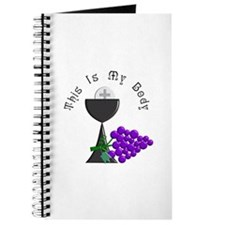 More First Communion Journal