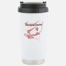 Zombie Hunter Travel Mug