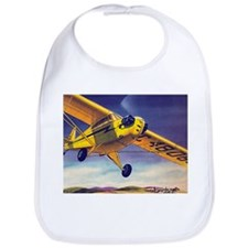 Piper Cub In Flight Bib