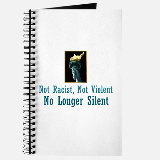 No Longer Silent Journal