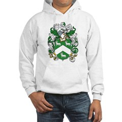 Mallard Coat of Arms Hoodie