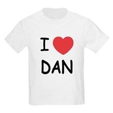 I heart Dan T-Shirt