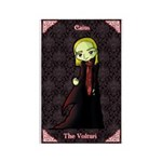 New Moon Volturi Caius Rectangle Magnet