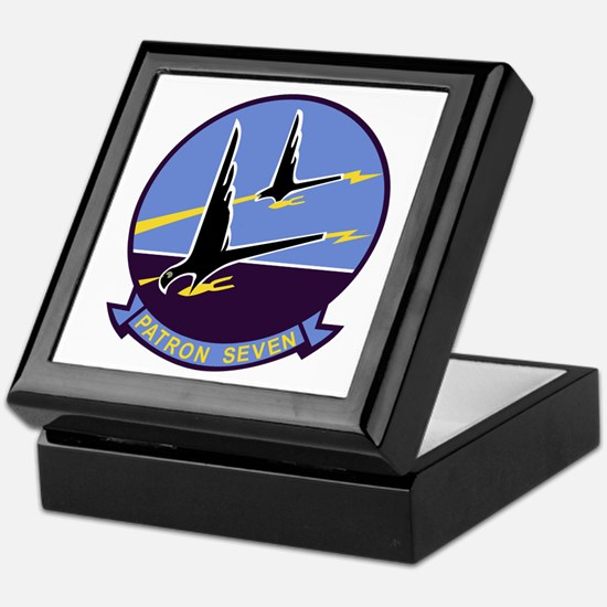 VP-7 Keepsake Box
