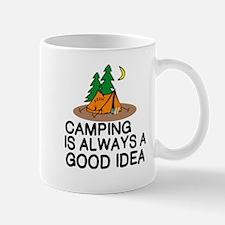 CAMPING:ALWAYS GOOD Mugs