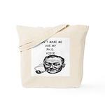 professor joke Tote Bag