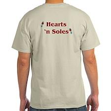 Hearts 'N Soles T-Shirt
