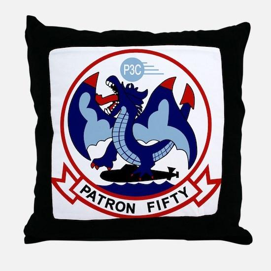 VP-50 Throw Pillow