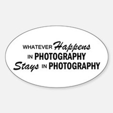 Whatever Happens - Photography Decal