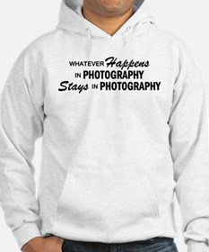 Whatever Happens - Photography Hoodie