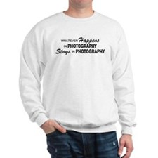 Whatever Happens - Photography Sweatshirt