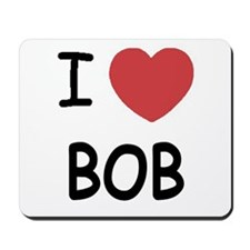 I heart Bob Mousepad