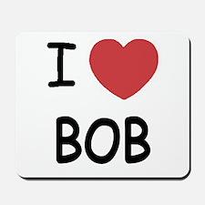 I heart Bob Mousepad