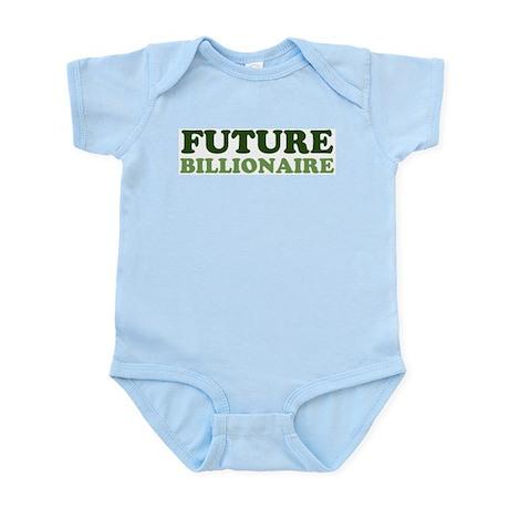Future Billionaire Infant Creeper