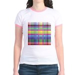 256 Colors Jr. Ringer T-Shirt