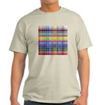 256 Colors Light T-Shirt
