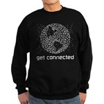 Get Connected Sweatshirt (dark)
