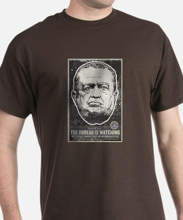 The Bureau Is Watching T-Shirt
