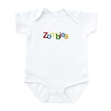 Zombie Fun Infant Bodysuit