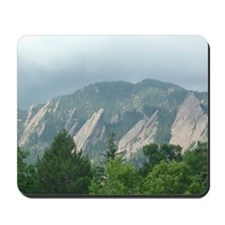 Boulder, Colorado - Flatirons Mousepad