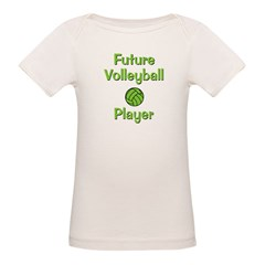 Future Volleyball Player Tee