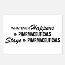 Whatever Happens - Pharmaceuticals Postcards (Pack