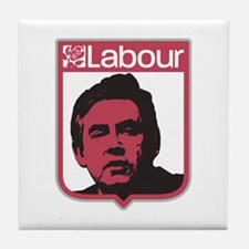 Unique Labour party Tile Coaster