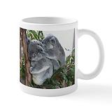 Koala bear Small Mugs (11 oz)