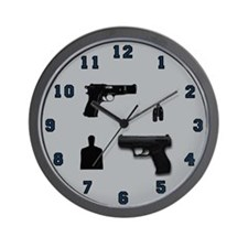 Hangun Wall Clock