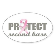 Second Base Decal