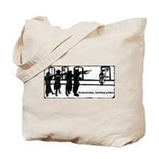 DOSTOEVSKY TURNING POINTS Tote Bag