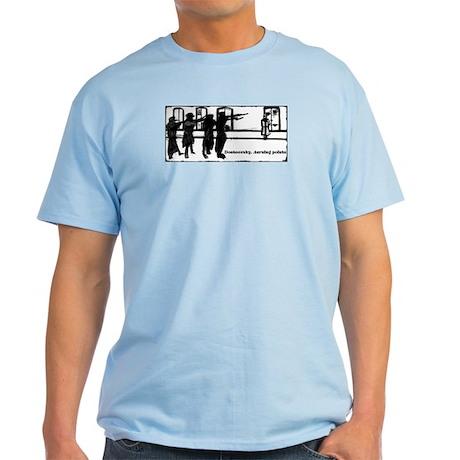 DOSTOEVSKY TURNING POINTS Light T-Shirt