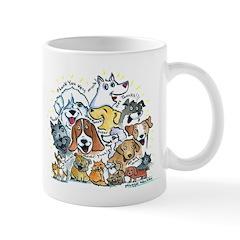 Thank You Dogs & Cats Mug