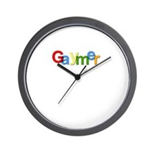 Gaymer Wall Clock