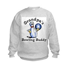 Grandpa's Bowling Buddy Sweatshirt