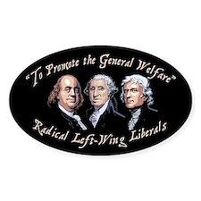 General Welfare Decal