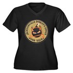 Jacksonville Bomb Squad Women's Plus Size V-Neck D