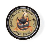 Jacksonville Bomb Squad Wall Clock