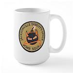 Jacksonville Bomb Squad Large Mug