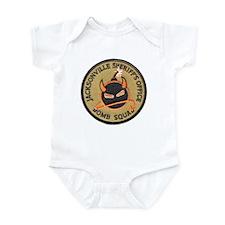 Jacksonville Bomb Squad Infant Bodysuit