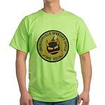Jacksonville Bomb Squad Green T-Shirt