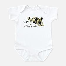 African Wild Dog Infant Bodysuit