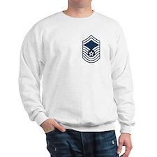 CMSgt Pre-1992 Stripes 1st Sweatshirt