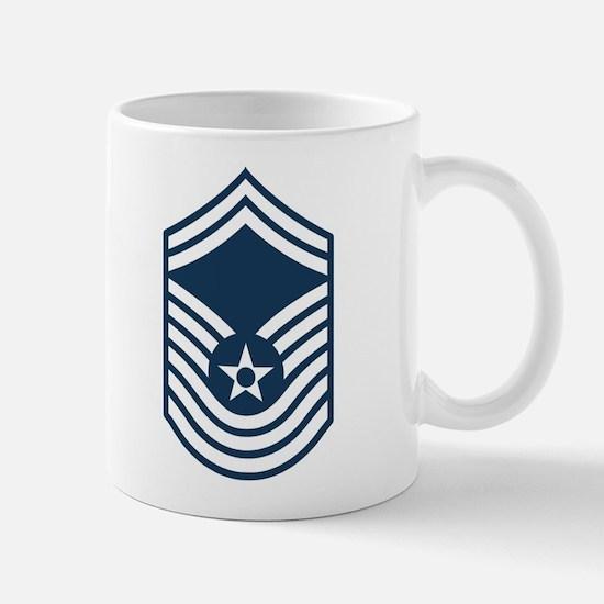 CMSGT Pre-1992 Stripes 11 Ounce Mug